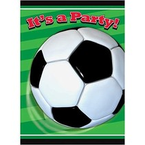 ***Soccer Party Invitations