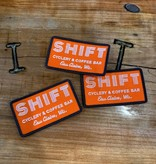Shift Cyclery & Coffee Bar SHIFT Patch