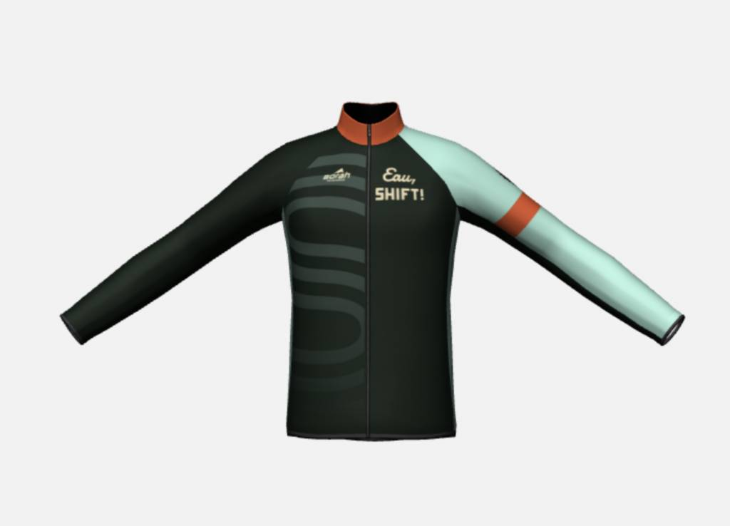 Shift Cyclery & Coffee Bar SHIFT Adventure Club OTW Ultra Lightweight Jacket