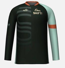 Shift Cyclery & Coffee Bar Men's AC Long Sleeve Free Ride Jersey