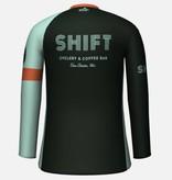Shift Cyclery & Coffee Bar SHIFT Adventure Club Women's Long Sleeve Free Ride Jersey