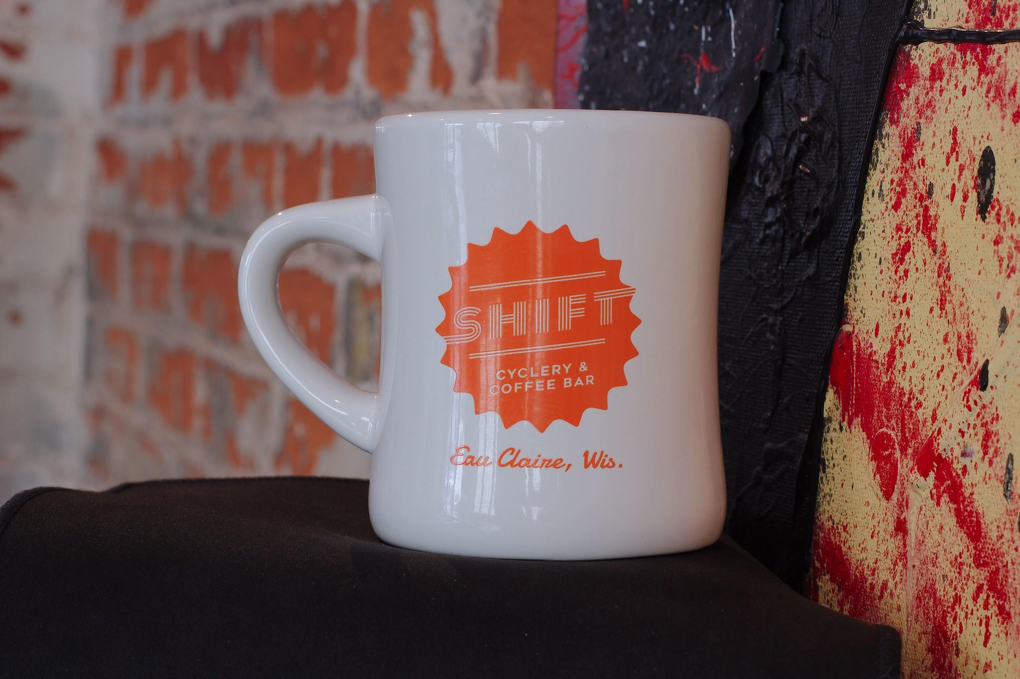 Created Co. Mug SHIFT, 10oz. Natural