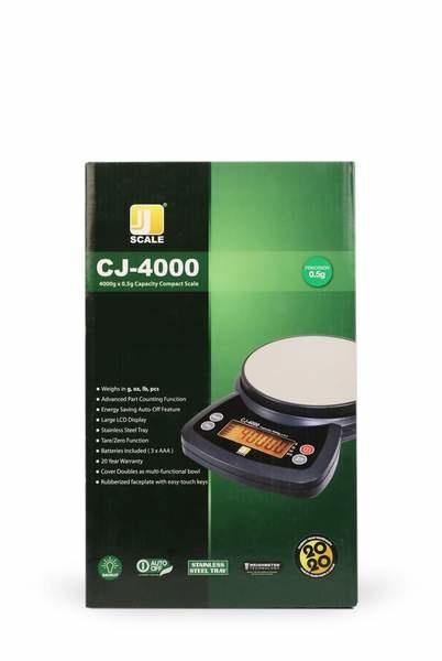 Prima Jennings CJ4000 Scale