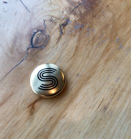 Shift Button - 24k Gold S
