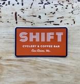 Shift Sticker