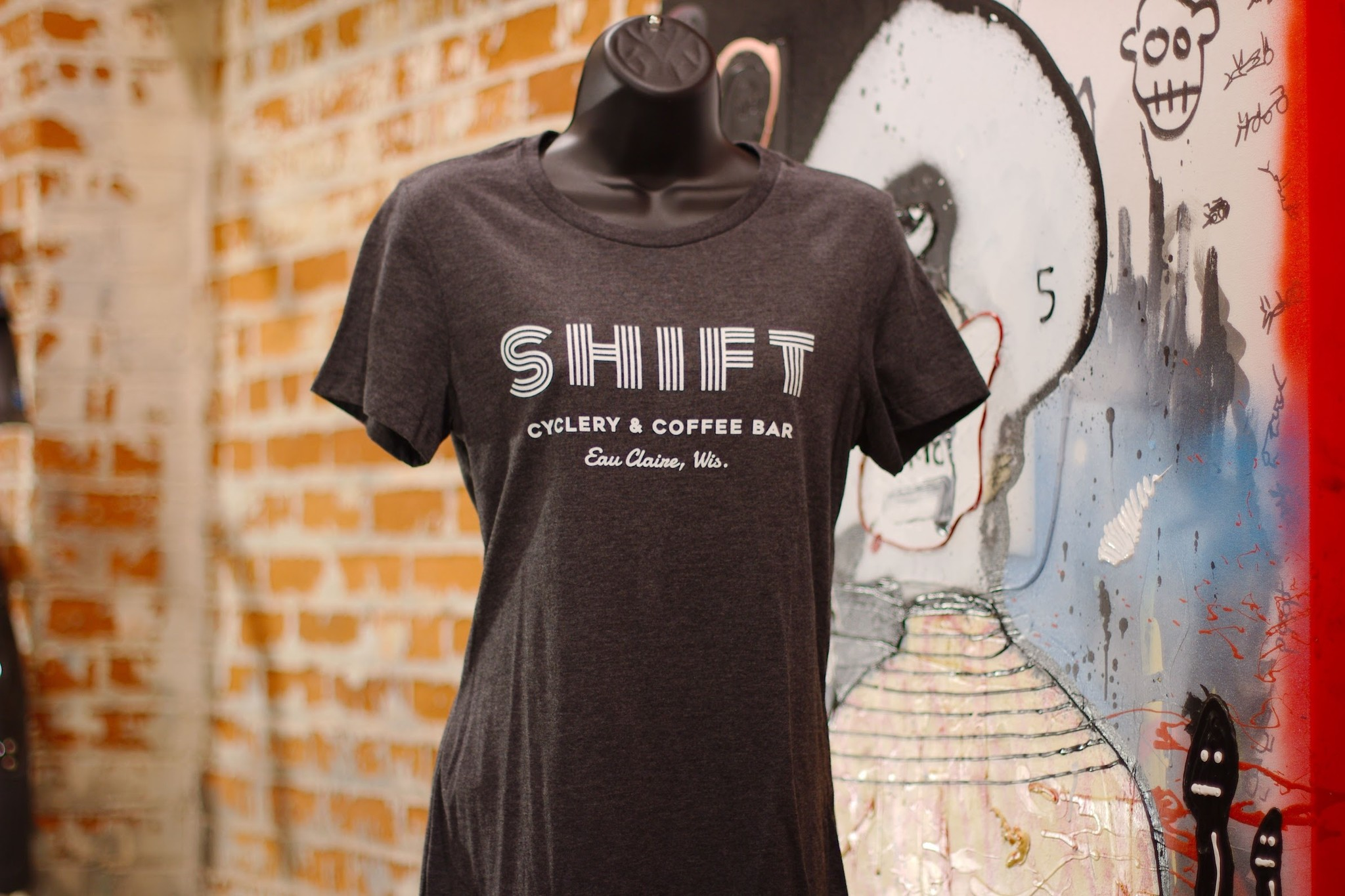 SHIFT T-Shirt Femm