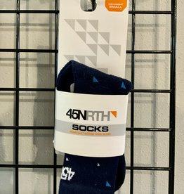 45NRTH 45NRTH Northern Midweight Crew Sock