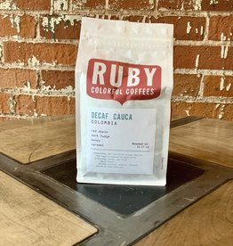 Ruby 12 oz bag - Decaf