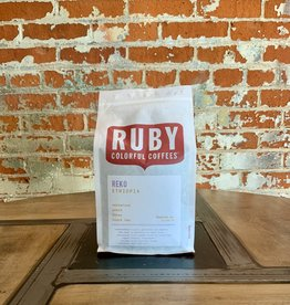 Ruby 12 oz Bag - Ethiopian Reko