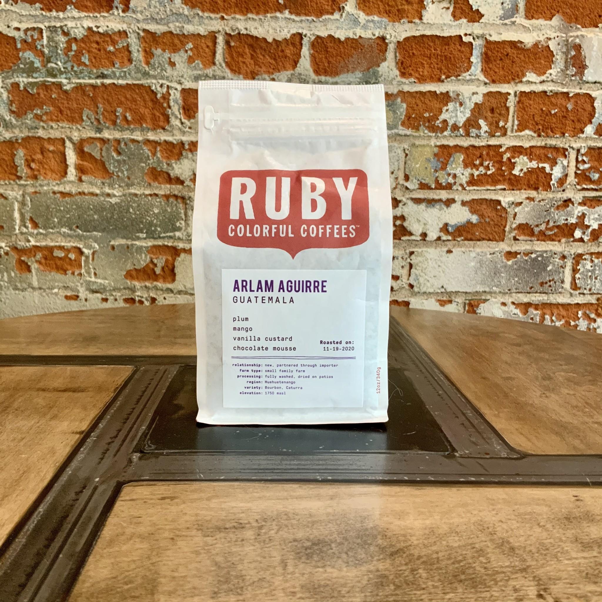 Ruby 12 oz Bag - Guatemala Arlam Aguirre