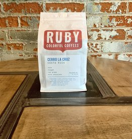 Ruby 12 oz Bag - Costa Rica Cerro La Cruz