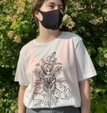 T-Shirt Mural Femme - S