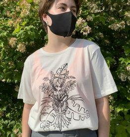 T-Shirt Mural Femme - 2XL