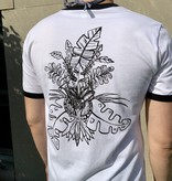 T-Shirt Mural Ringer - 2XL
