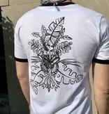 T-Shirt Mural Ringer - M