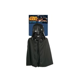 Rubies Darth Vader Mask & Cape
