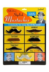 Accoutrements Stylish Mustaches