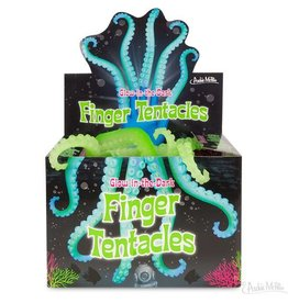 Accoutrements Glow Finger Tentacles