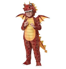 California Costume Dragon Toddler (3T-4T)