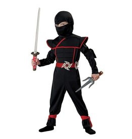 California Costume Stealth Ninja M (3T-4T)