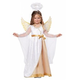 California Costume Sweet Little Angel M (3-4)