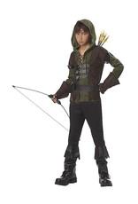 California Costume Robin Hood Child