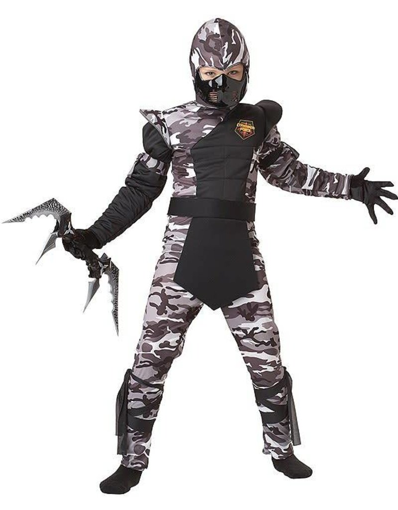 California Costume Arctic Forces Ninja