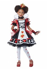 California Costume Queen of Hearts