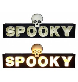 Bethany Lowe Spooky Marquee