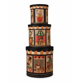 Bethany Lowe Retro Circus Boxes (Set of 3)