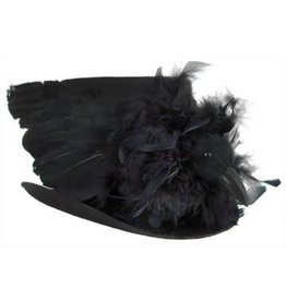 Bethany Lowe Raven Top Hat