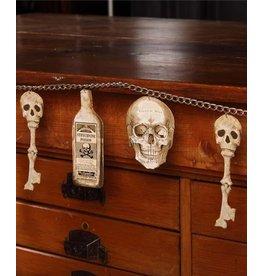 Bethany Lowe Bottles & Bones Garland