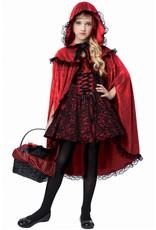 California Costume Red Riding Hood