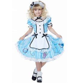 California Costume Alice in Wonderland