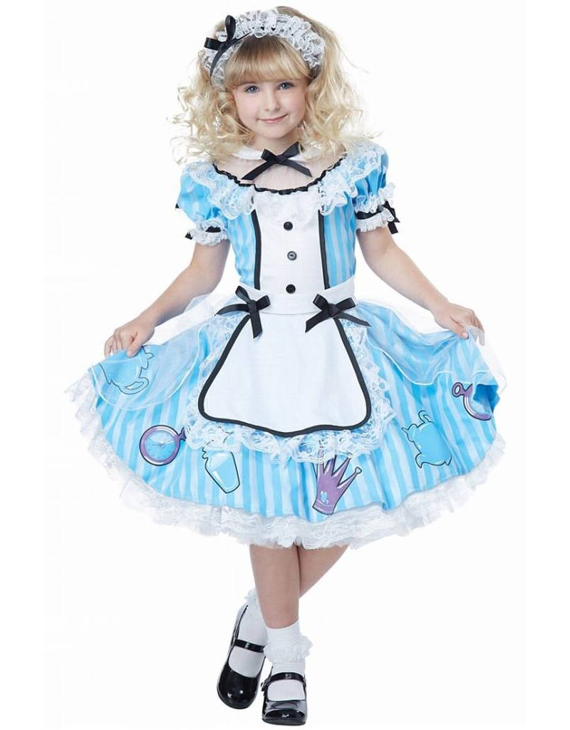 California Costume Alice in Wonderland