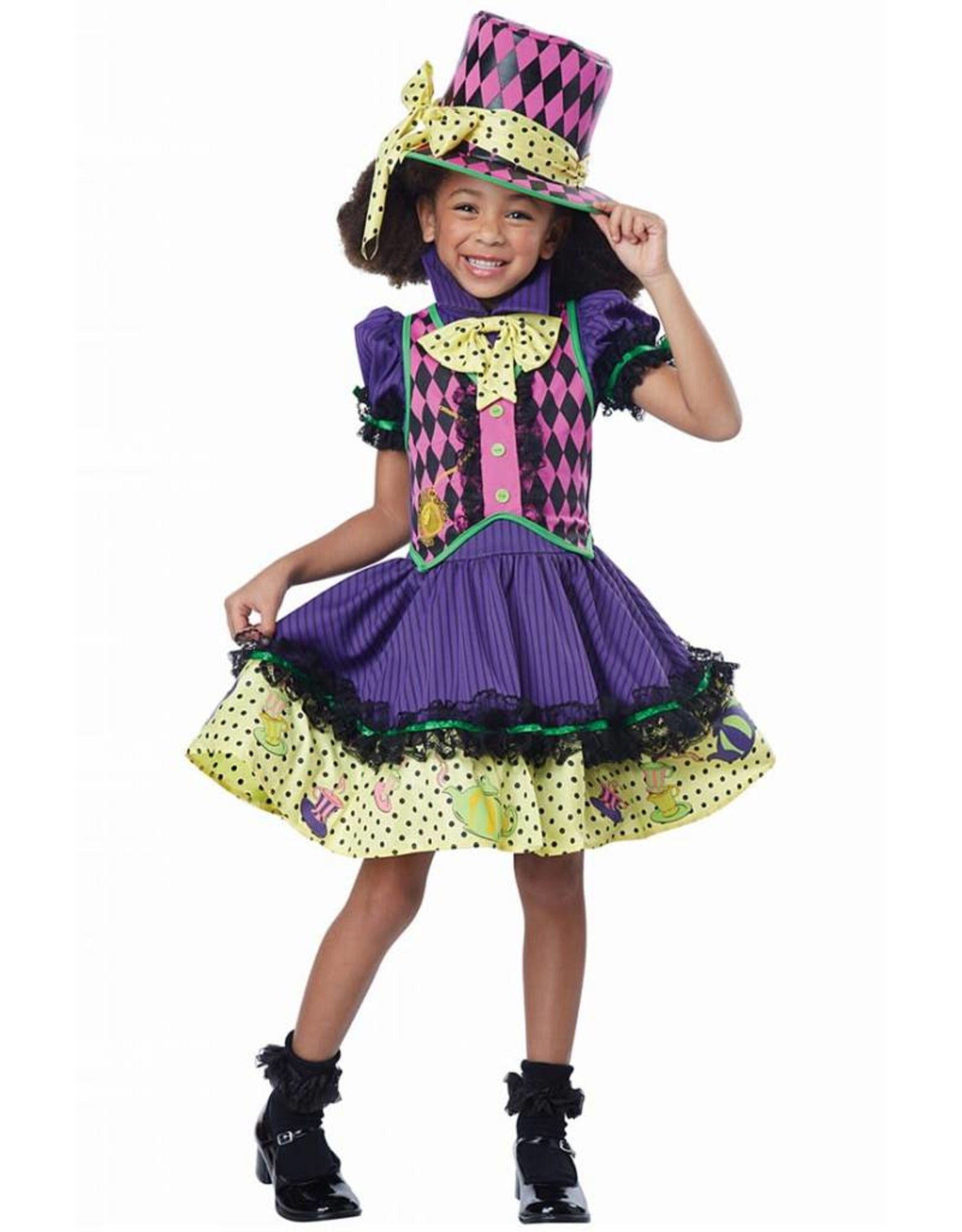 California Costume Mad Hatter-ess