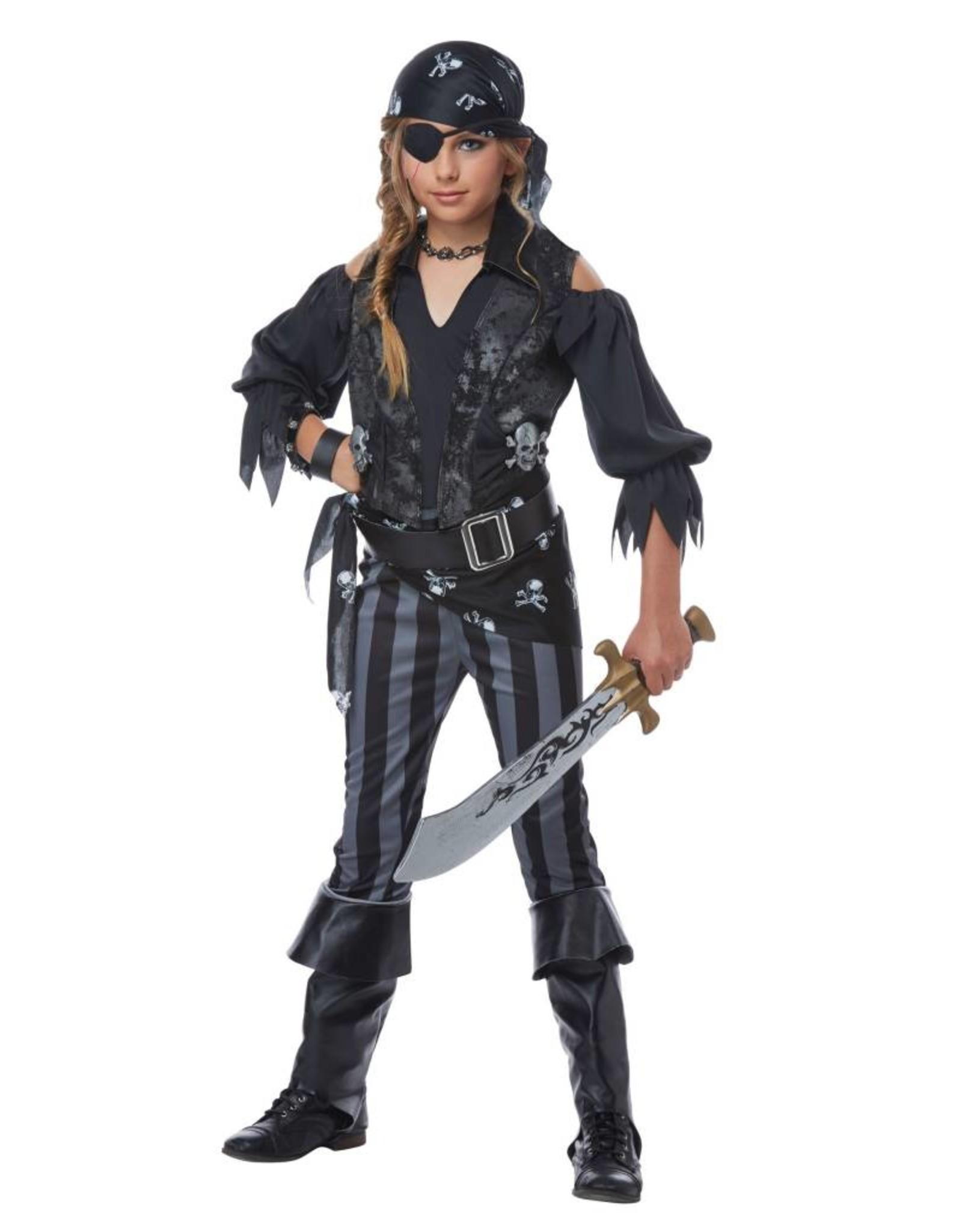 California Costume Rebel Pirate