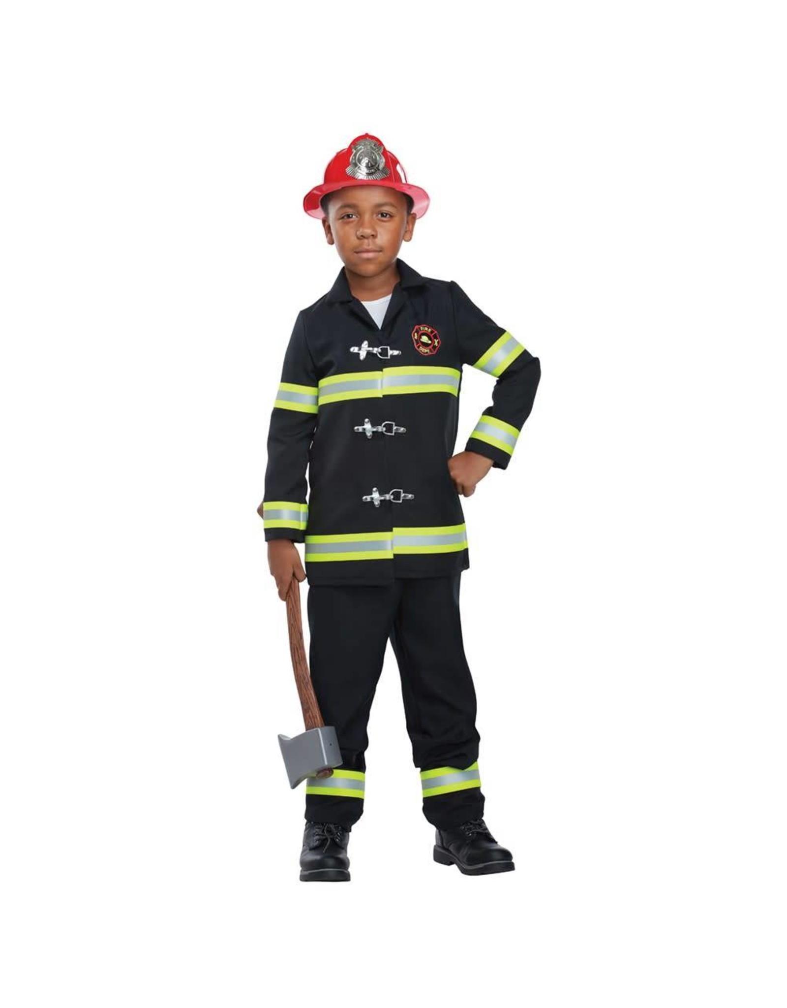 California Costume Junior Fire Chief