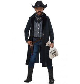 California Costume Wild West Sheriff