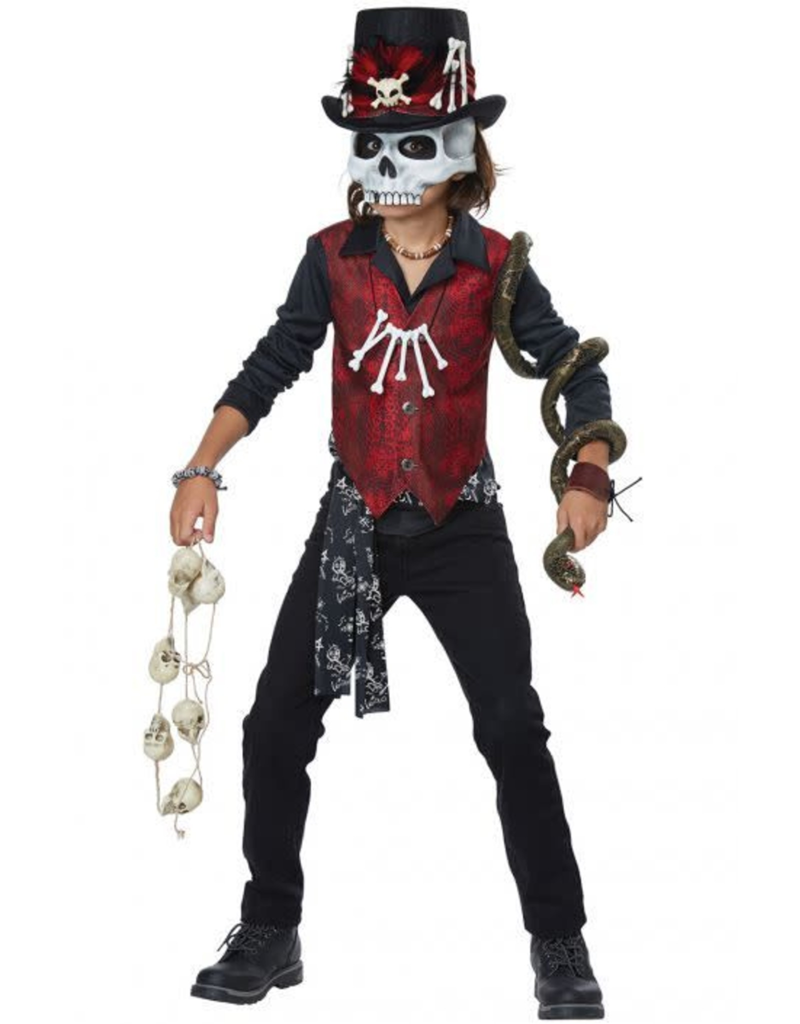 California Costume VooDoo Hex
