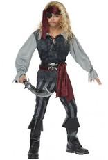 California Costume Sea Scoundrel