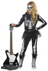 California Costume Skeleton Rocker