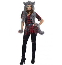 California Costume She-Wolf Adult