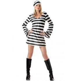 California Costume Convict Chick