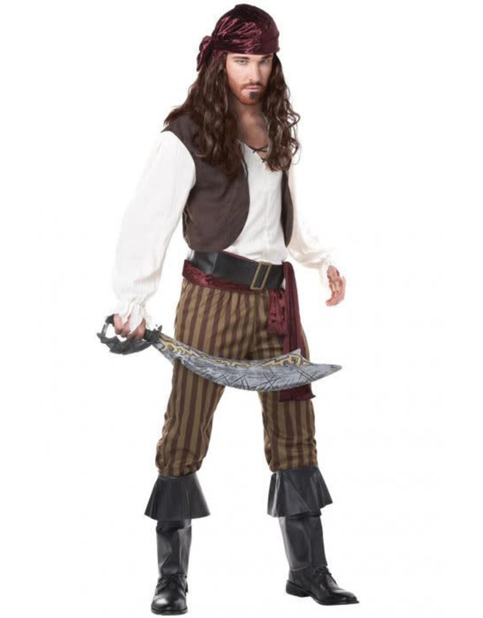 California Costume Rogue Pirate