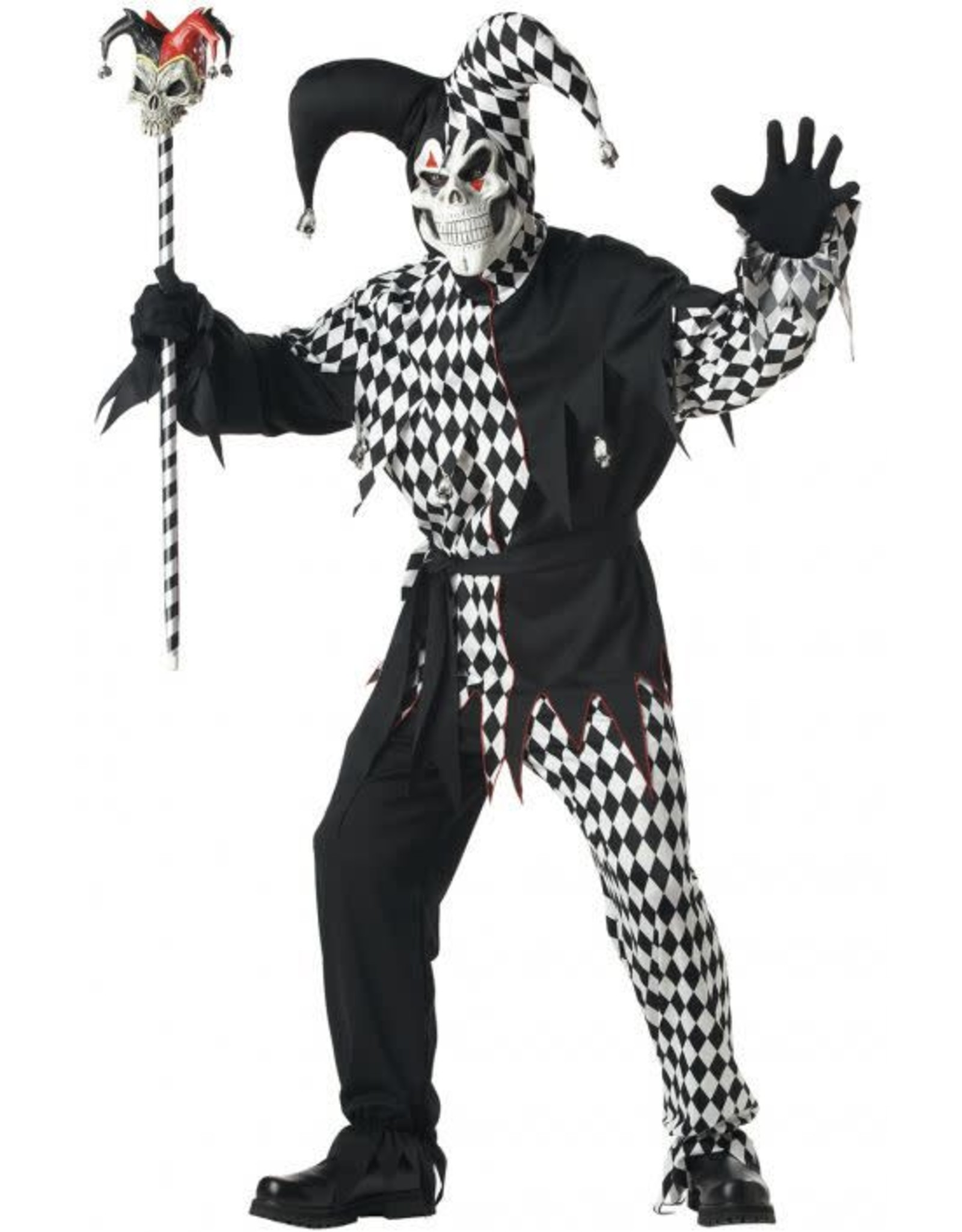 California Costume Evil Jester