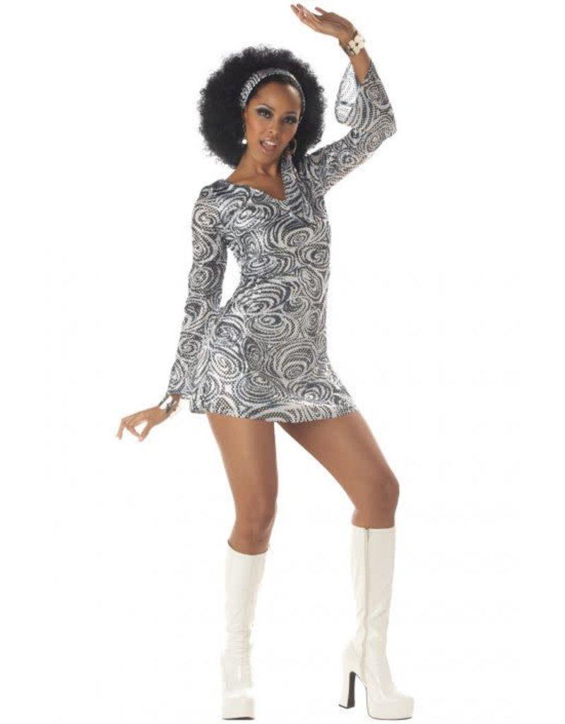 California Costume Disco Diva