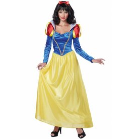 California Costume Snow White Adult