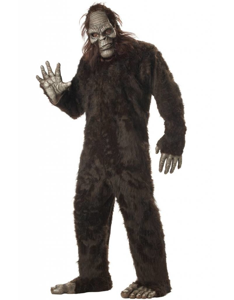 California Costume Big Foot