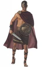 California Costume Spartan Warrior